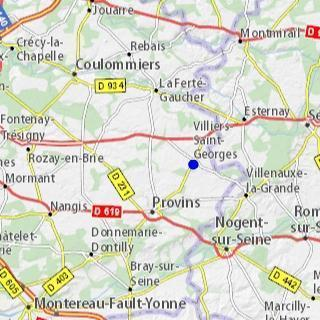 carte villiers saint georges